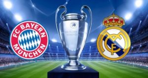 bayern monaco real madrid